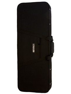 Kinsman: Hard Foam Electric Guitar Case - Rectangular  | Electric Guitar