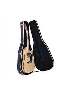 Kinsman: ABS Hard Case - Dreadnought Guitar  | Acoustic Guitar
