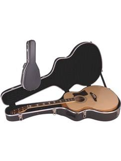 Kinsman: ABS Hard Case - Semi-Acoustic Guitar  | Electric Guitar, Semi-Acoustic Guitar