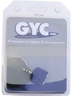 GYC: 3.5mm Jack 2-Way Headphone Splitter  |