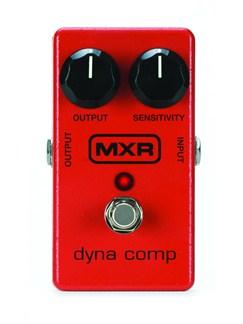 MXR: M102 Dyna Comp Red Compressor Pedal    Electric Guitar