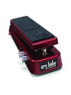 Dunlop: Cry Baby Slash Signature Wah Wah Pedal  | Electric Guitar