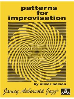 Oliver Nelson: Patterns For Improvisation Books  