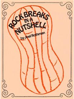 Joel Rothman: Rock Breaks In A Nutshell Books | Drums