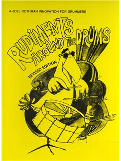 Joel Rothman: Rudiments Around The Drums (Revised Edition) Books | Drums