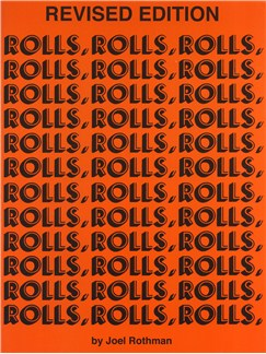 Joel Rothman: Rolls, Rolls, Rolls (Revised Edition) Books | Drums