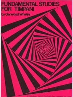 Garwood Whaley: Fundamental Studies For Timpani Books | Percussion, Timpani