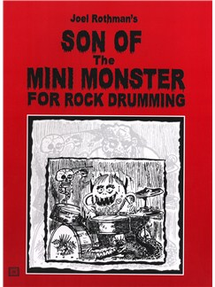 Joel Rothman: Son Of The Mini Monster Books | Drums