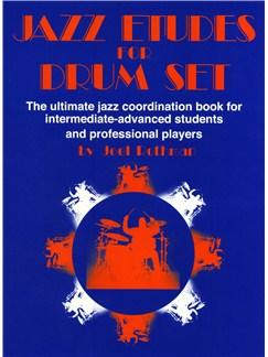 Joel Rothman: Jazz Etudes For Drum Set Books | Drums