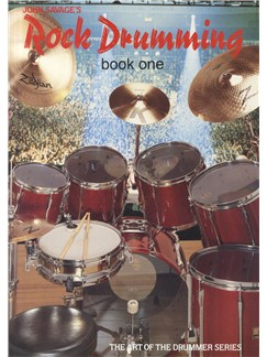 Rock Drumming Book 1 Books | Drums