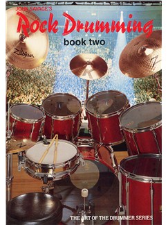 Rock Drumming Book 2 Books | Drums