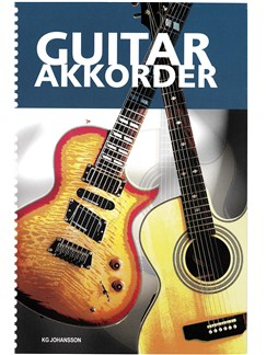 KG Johansson: Guitar Akkorder (Guitar) Bog | Guitar, Guitar Tab