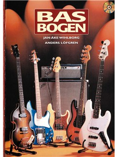 Jan-Åke Wihlborg: Basbogen (Bass Guitar) Books | Bass Guitar