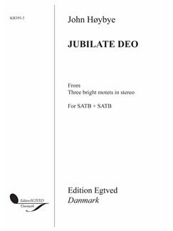 John Høybye: Jubilate Deo Books | SATB, SATB