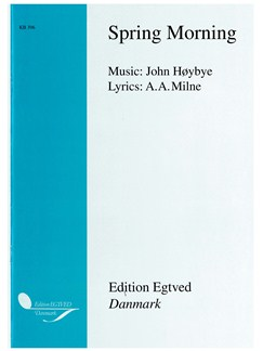 John Høybye: Spring Morning (Score/CD) Books | Oboe, String Quartet, SATB
