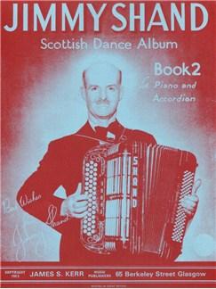Jimmy Shand Album No. 2 Books | Piano, Voice & Guitar