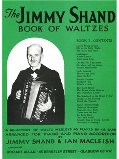 The Jimmy Shand Book Of Waltzes No.2 Books | Accordion, Piano Accompaniment
