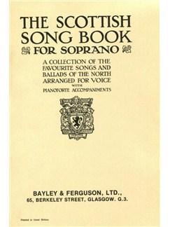 The Scottish Song Book - Soprano Books | Soprano, Piano Accompaniment