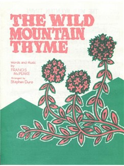 Francis McPeake: The Wild Mountain Thyme Books | Voice, Piano Accompaniment