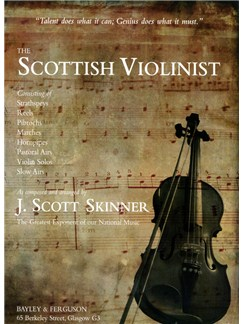 The Scottish Violinist Books | Violin