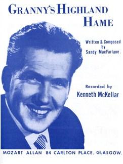 Sandy MacFarlane: Granny's Highland Hame Books | Voice, Piano Accompaniment
