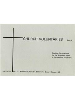 Church Voluntaries - Book 2 Books | Organ