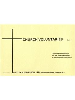 Church Voluntaries - Book 3 Books | Organ