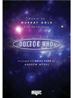 Murray Gold: Doctor Who - Brass Band Score/Parts Books | Brass Band