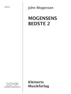 John Mogensen: Mogensens Bedste 2 Bog | Melodilinie, tekst og becifring