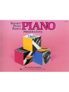Bastien Piano Basics: Primer Books   Piano
