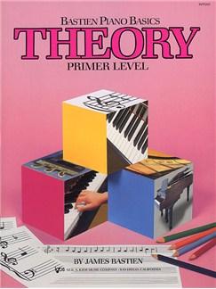 Bastien Piano Basics: Theory Primer Books | Piano