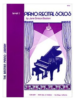 Jane Smisor Bastien: Piano Recital Solos - Level 1 Books | Piano