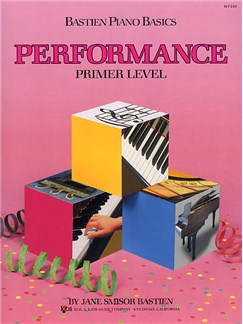 Bastien Piano Basics: Performance Primer Books | Piano