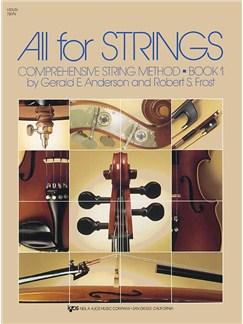 All For Strings Book 1 Violin Books | Violin