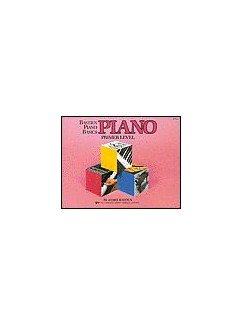 James Bastien: Traditional Primer Piano Lessons Books | Piano