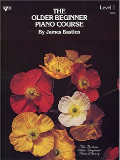 Older Beginner Piano Course Level 1 Books | Piano