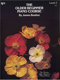 Older Beginner Piano Course Level 2 Books | Piano