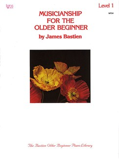 Musicianship For The Older Beginner Level 1 Books | Piano