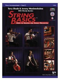 Terry Shade/Jeremy Woolstenhulme: String Basics - Book 2: Piano Accompaniment Books | Piano Accompaniment