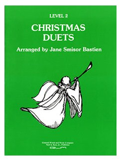 Christmas Duets - Level 2 Books | Piano Duet