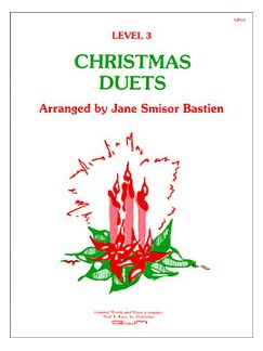Christmas Duets Level 3 Books | Piano