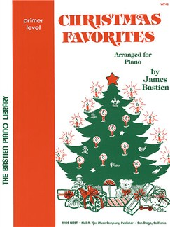 Christmas Favourites Primer Books | Piano and Voice, with Guitar chord symbols