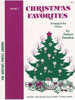Christmas Favourites Level 1 Books | Piano and Voice, with Guitar chord symbols