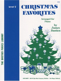 Christmas Favourites Level 2 Books | Piano and Voice, with Guitar chord symbols