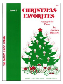 Christmas Favourites Level 3 Books | Piano