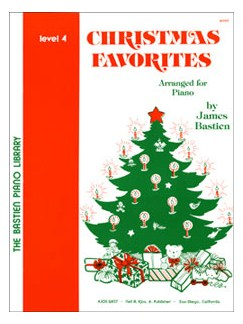 Christmas Favourites Level 4 Books | Piano and Voice, with Guitar chord symbols