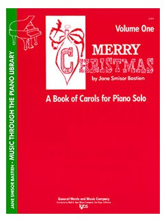 Merry Christmas Volume 1 Books | Piano
