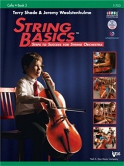 Terry Shade/Jeremy Woolstenhulme: String Basics – Steps To Success For String Orchestra – Book 3 (Cello) Books and DVDs / Videos | Cello