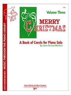 Merry Christmas - A Book Of Carols Volume Three Books | Piano