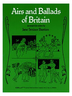 Airs And Ballads Of Britain Books | Piano